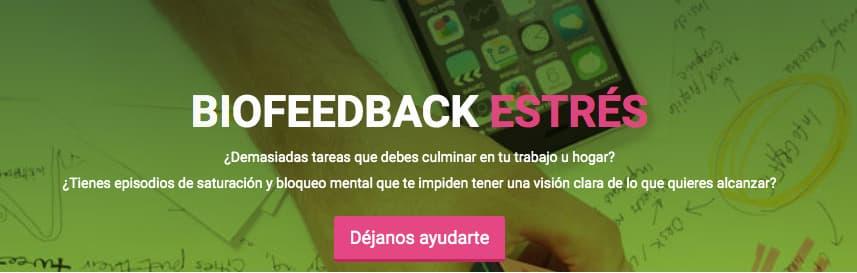 Biofeedback para el estres
